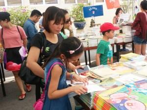 Hà Nội: Bội thực hội chợ sách