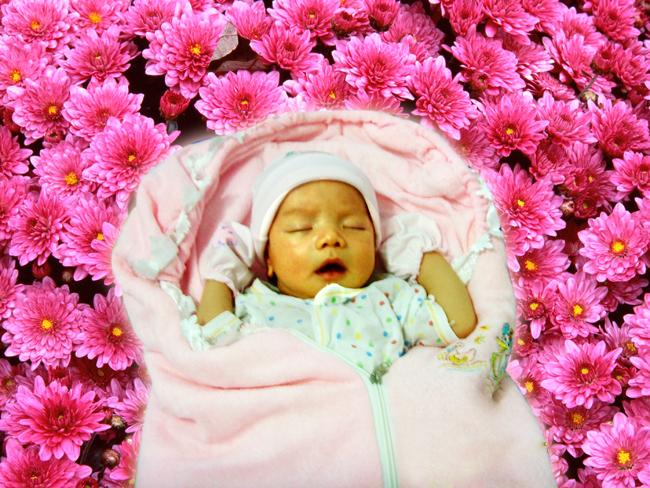 Bé tên Lê Danh Bảo Khánh có nick name là  Sunny.