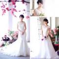 Thời trang - 4 mẫu váy 'cứu tinh' cho cô dâu ngực lép