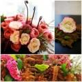 Nhà đẹp - Hoa đẹp 20-10: Cắm hoa Hồng để chồng thêm yêu
