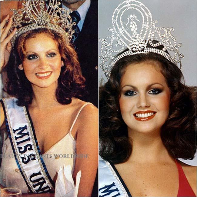 Năm 1978, ngôi vị Hoa hậu hoàn vũ thuộc về người đẹp Nam Phi Margaret Gardiner. Nhan sắc lộng lẫy của bà vẫn luôn là niềm tự hào cho nhan sắc Nam Phi.