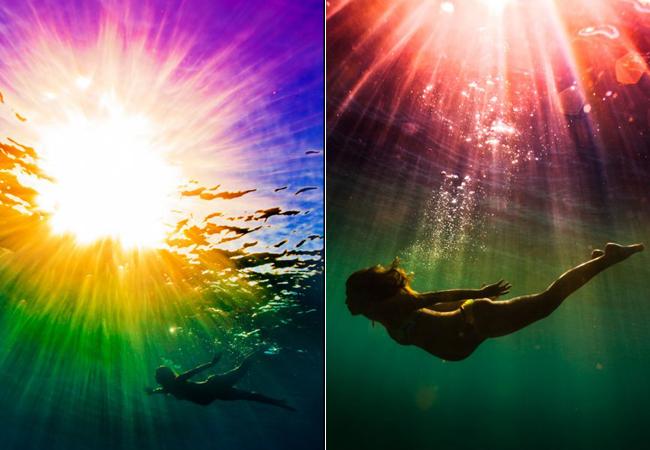 Hầu hết các nghiên cứu đều chứng minh, tập thể thao dưới nước rất có lợi cho thai kỳ.