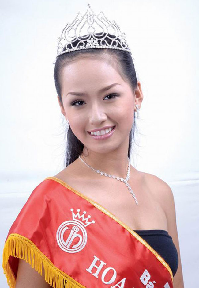 Đăng quang Hoa hậu năm 2006, Mai Phương Thúy là người đẹp cao nhất đoạt vương miện từ trước tới nay của Việt Nam.