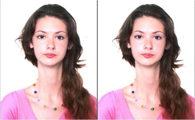 Cô gái 16 tuổi đang sống tại phố Nikolaev (Ukraine) nổi tiếng với chiều cao 2,03 mét và chiếc cổ dài ngoằng như... hươu.