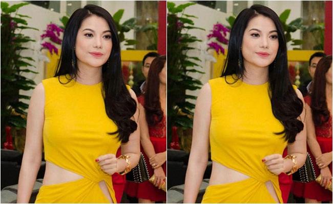 Trương Ngọc Ánh xuất hiện xinh đẹp trong 1 sự kiện gần đây.