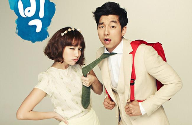 Với vẻ ngoài xinh đẹp cùng lối diễn xuất tự nhiên, Lee Min Jung trở thành cô giáo đáng yêu và dễ thương trên màn ảnh.