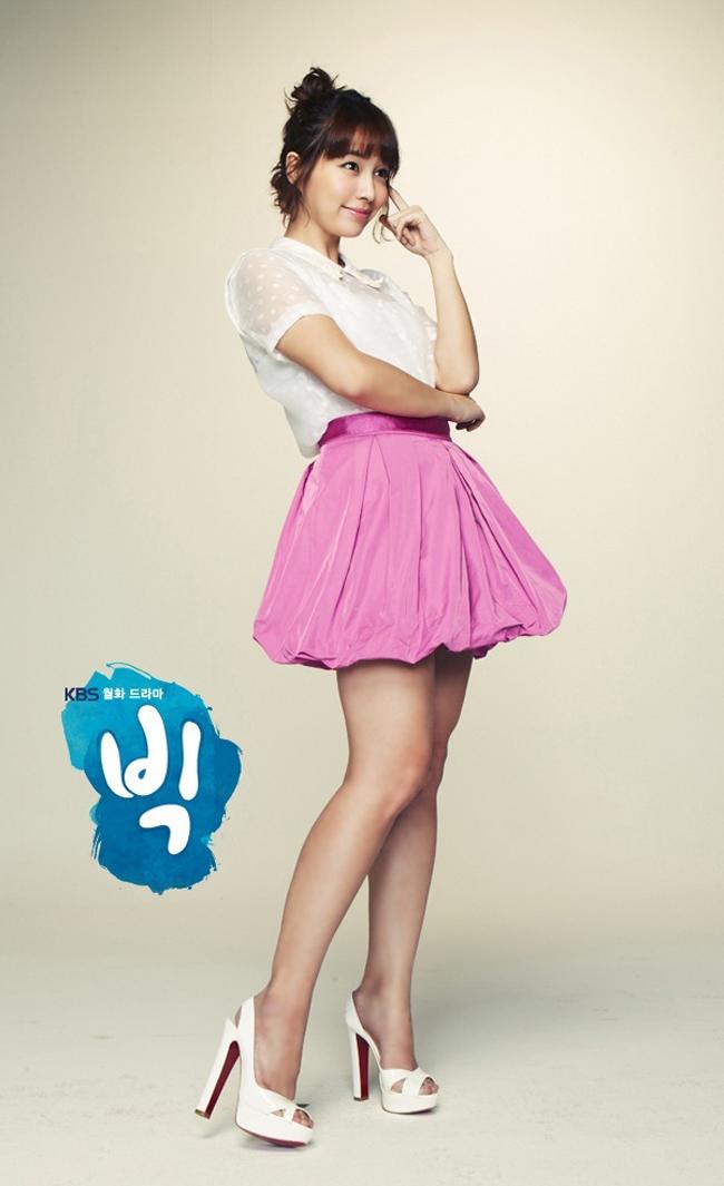 Lee Min Jung cũng là một trong số những cô giáo đẹp nhất màn ảnh Hàn.