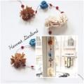 Nhà đẹp - Cửa sổ 'điệu' nhờ hoa vải treo lửng lơ