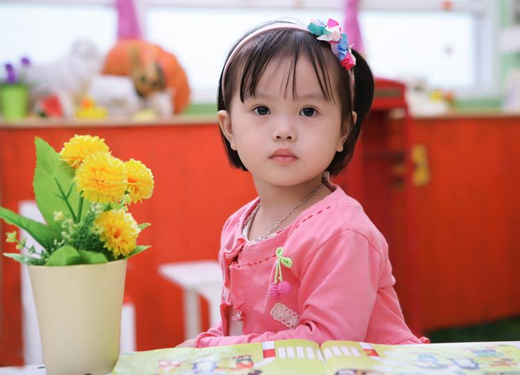 Họ tên đầy đủ của con là Lương Thị Minh Nguyệt, sinh ngày 17/02/2011
