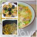 Bếp Eva - Nấu cơm tối với 110.000 đồng