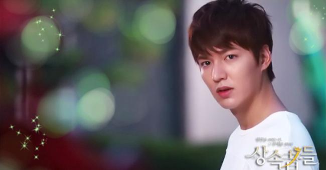 Hiện tại Lee Min Ho đã 26 tuổi nhưng vào vai chàng thiếu niên 18 tuổi vẫn rất ngọt.