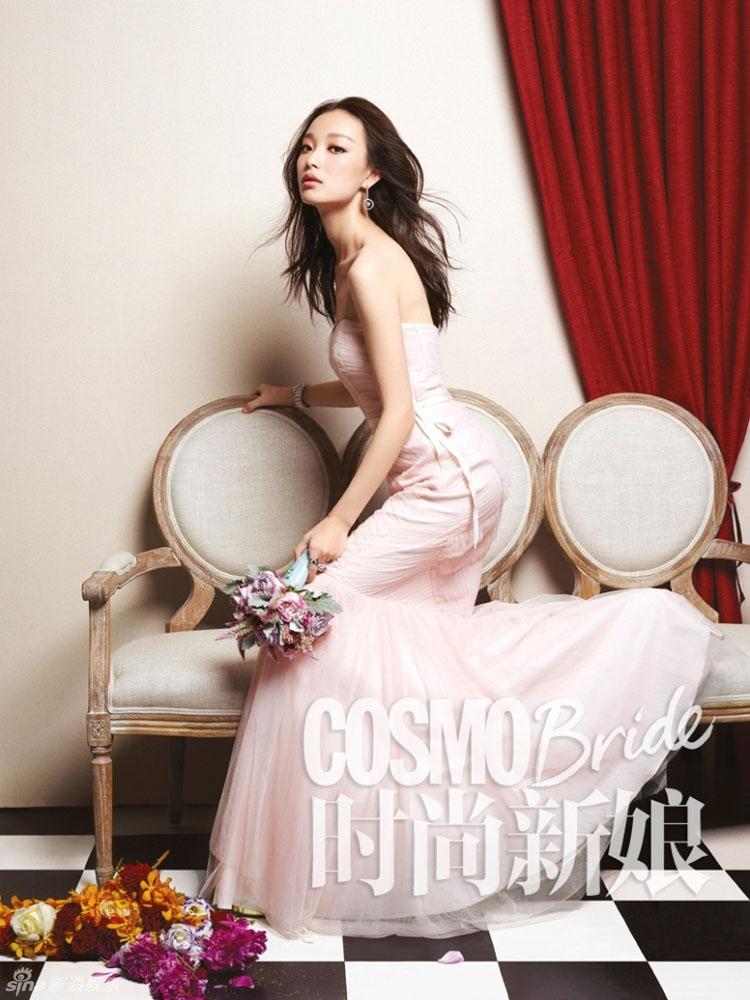 Người đẹp sinh năm 1987 đang hẹn hò với ngôi sao Phùng Thiệu Phong