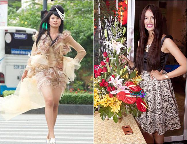 Lê Thị Phương quá khác và thay đổi so với trước kia, và đúng là cô đã quyết định không sai khi đi phẫu thuật thẩm mỹ.