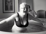 Bà bầu - Hình ảnh chân thực về sự đau đớn của mẹ đẻ thường