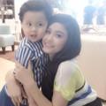 Làm mẹ - Ngắm hình ảnh đáng yêu của con trai Trương Quỳnh Anh