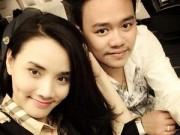 """Làng sao - Trang Nhung: """"Sẽ làm lễ cưới sau khi sinh con"""""""