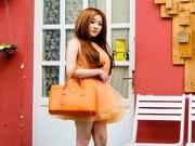 Thời trang - Khi hot girl khoe túi hàng hiệu
