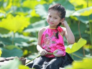 Công chúa nhỏ dễ thương