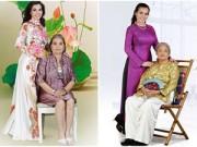 Làng sao - HH Kim Hồng trải lòng xúc động về hai người mẹ