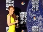 Làng sao - Thành bại của sao Việt ở các giải thưởng âm nhạc quốc tế