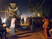 Tin tức - TP HCM: 2 vụ tai nạn, 3 người thương vong