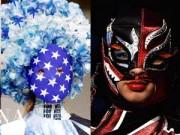 Hàng hiệu - Ý tưởng mũ Halloween từ sàn diễn thời trang
