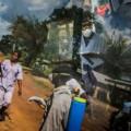 Tin hot - WHO: 13.703 người lây nhiễm Ebola trên toàn cầu