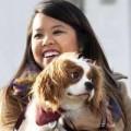 Y tế - Nữ y tá gốc Việt hội ngộ cún cưng sau khi khỏi Ebola