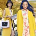 Xu hướng thời trang - Chiếc áo khoác cần có khi phái đẹp bước vào tuổi 30