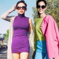 Thời trang - 3 cách mặc áo len ấm và đẹp cho mọi vóc dáng