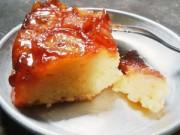Thực đơn – Công thức - Bánh chuối úp ngược ngon khó cưỡng