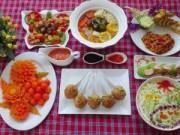 Món ngon - Bữa ăn 7 món ngon bất ngờ