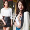 Thời trang công sở - 4 món đồ giúp nàng đón Đông đúng điệu