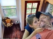 Ngắm để thèm - Cảm động cô bé 14 tuổi tự xây nhà tặng cha quá cố