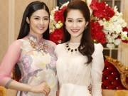 Thời trang - Hoa hậu Thu Thảo cuốn hút vì vẻ đẹp thiên thần