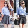 Thời trang Sao - Thời trang của Taylor Swift được sao Việt mến mộ