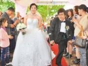 Chuyện tình yêu - Đám cưới hạnh phúc của chàng trai sinh đôi dính liền