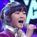 Cô bé 11 tuổi khoe giọng hát thiên thần