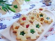 Bếp Eva - Bánh quy cây thông đón Giáng sinh về