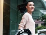 Mặc đẹp mỗi ngày - Váy áo cá tính và gợi cảm để đón gió thu Sài Gòn