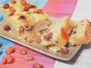Thực đơn – Công thức - Bữa sáng lý tưởng với bánh bơ long nhãn sữa chua