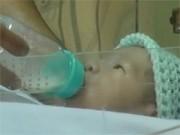 Y tế - Cha bé văng khỏi bụng mẹ lo lắng cho tương lai hai con