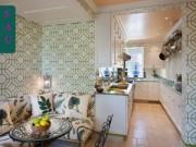 Không gian đẹp - Cải tạo bếp nhỏ hẹp đẹp mỹ mãn