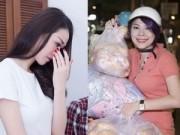 Người nổi tiếng - Thanh Thảo phát bánh mì, Khánh My khóc vì trẻ bệnh tim
