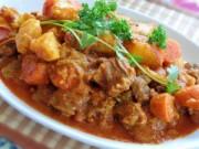 Bếp Eva - Thật ngon và dễ nấu món cà ri bò kiểu Nhật