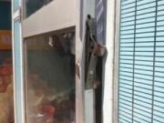 Tin tức - TP.HCM: Kẻ gian dùng gậy sắt phá trụ ATM để trộm