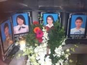 Tin trong nước - 3 mẹ con tử nạn vụ MH17: Ngày đoàn tụ ở nghĩa trang