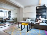 Không gian đẹp - Hiện đại hóa căn hộ nhỏ 25m2 hơn trăm tuổi
