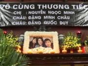 Đẫm nước mắt tang lễ 3 mẹ con bị nạn vụ MH17