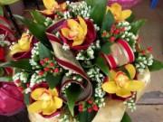 Nhà đẹp - Hoa tươi, quà tặng tiết kiệm hút khách ngày 20/11